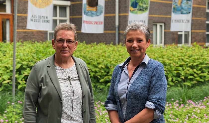 Zuster Gerda en Marieke van Grinsven over sociale cohesie