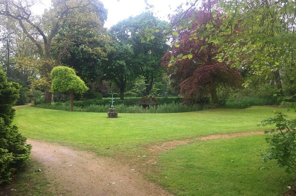 Kloosterkwartier - tuin