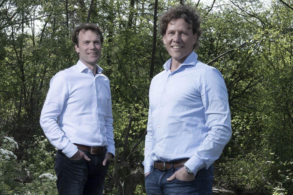 Michiel Wijnen en Gert van Uffelen